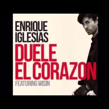 Enrique Iglesias – DUELE EL CORAZON ft. Wisin
