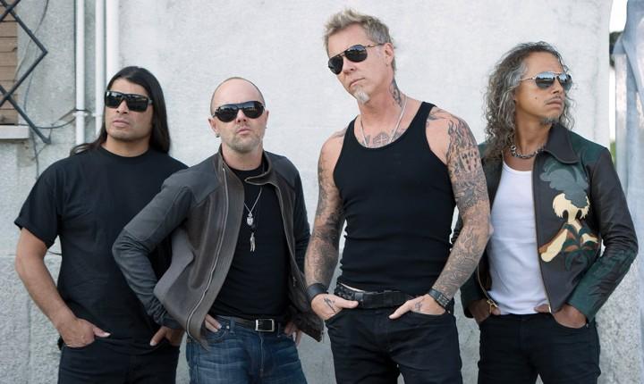 """Metallica anuncia su regreso con el estreno de """"Hardwired"""""""
