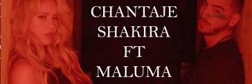 Shakira – Chantaje ft. Maluma