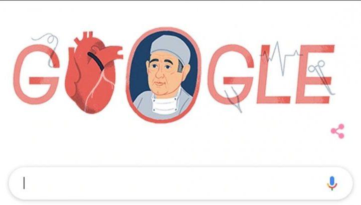 René Favaloro, con un homenaje de Google