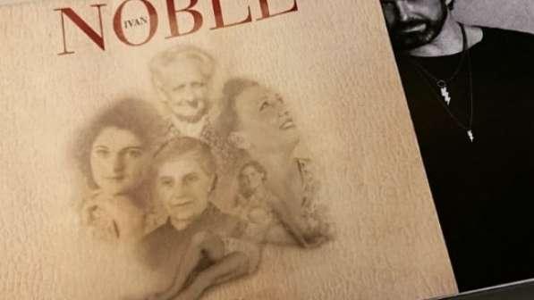 Iván Noble lanza un nuevo disco con canciones escritas o popularizadas por mujeres