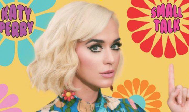 Katy Perry revela su single 'Small Talk'