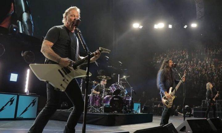 Metallica anunció una gira por Sudamérica