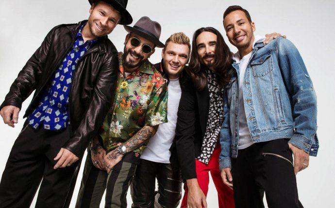 Los Backstreet Boys vuelven a Argentina: show confirmado para el 7 de marzo