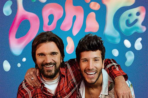 Juanes y Sebastián Yatra unen fuerzas para cantar 'Bonita'