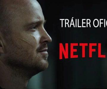 El Camino: La película de Breaking Bad presenta su tráiler oficial