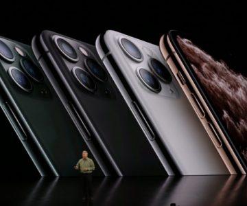 Apple presentó a los nuevos iPhone 11, Pro y Pro Max