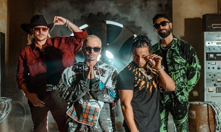 «Que calor», lo nuevo de Major Lazer con J Balvin y El Alfa