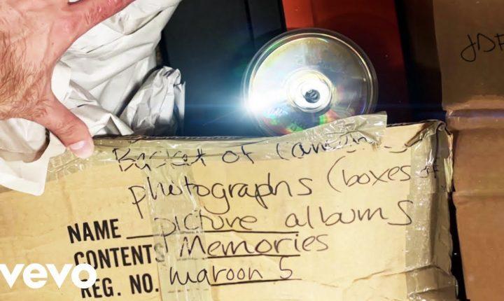 Escuchá lo nuevo de Marron 5: «Memories»
