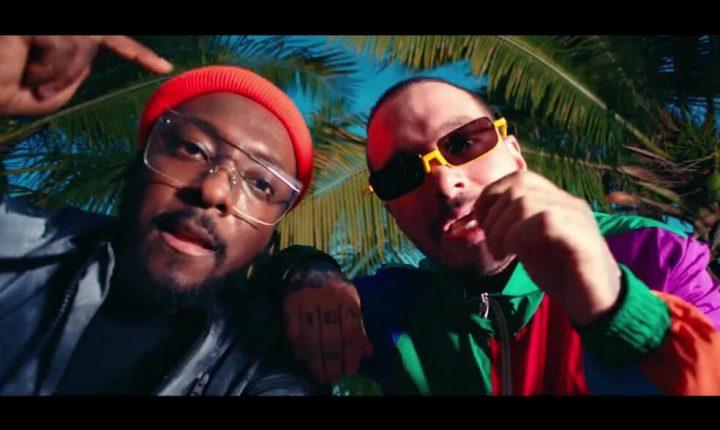 """Black Eyed Peas y J Balvin lanzan """"Ritmo"""", banda sonora de """"Bad boys for life"""""""