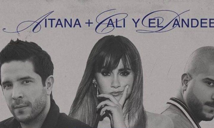 Aitana & Cali y El Dandee presentan el sencillo y vídeo '+'