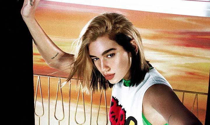 Dua Lipa publica 'Future Nostalgia', su nuevo single