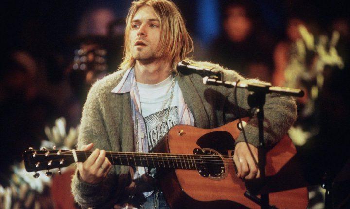 Pagan ¡6 millones de dólares! por una guitarra de Kurt Cobain