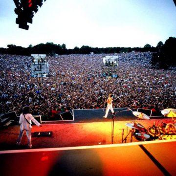 «Knebworth Park»: se cumplen 34 años del último recital de Queen con Freddie Mercury
