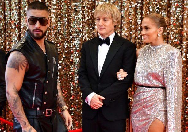 Maluma debutará en cine junto a Jennifer Lopez