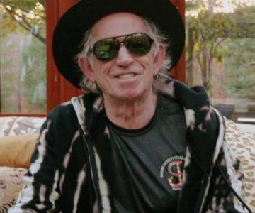 Keith Richards estrenó «Live At The Hollywood Palladium»