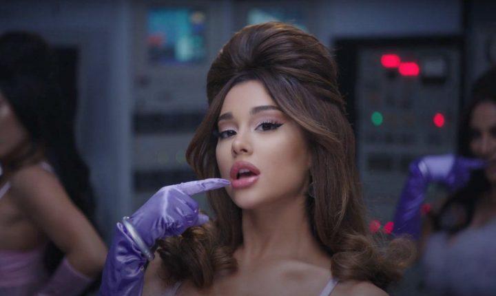 Ariana Grande estrena el videoclip de «34+35»