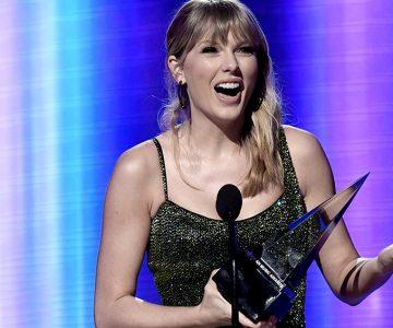 Taylor Swift se consagró artista del año en los American Music Awards 2020